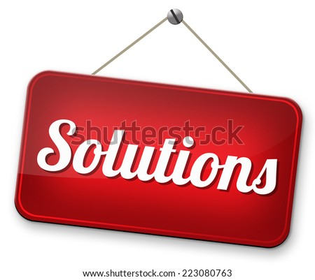 solutions and answers for the pop poll quiz find the right answer - stock photo