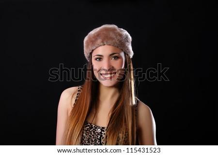 sonrisa - stock photo