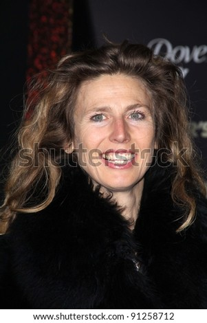 """Sophie B. Hawkins at the """"New Year's Eve"""" Los Angeles Premiere, Chinese Theater, Hollywood, CA 12-05-11 - stock photo"""