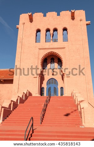 Stucco houses southwest stock photos images pictures for Southwest architecture