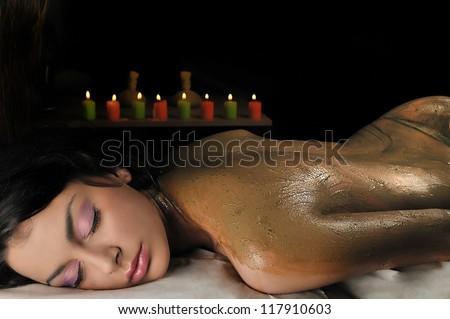 spa - stock photo