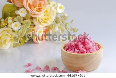 Spa & aromatherapy concept. - stock photo