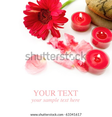 Spa Design - stock photo
