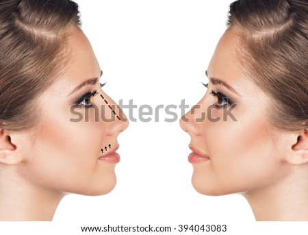 Spa portrait of a young and healthy woman  - stock photo