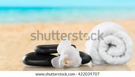 Spa Treatment. - stock photo