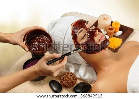 Spa treatments. - stock photo