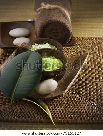 Spa Treatments - stock photo