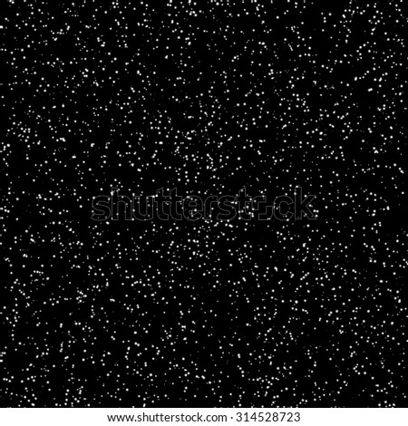 Space stars colored seamless Raster pattern 1 - stock photo