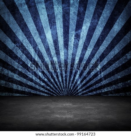 space with abstract pattern - stock photo