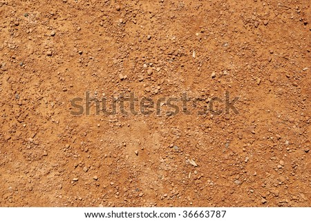 Spanish square surface ground coverage. As background or backdrop. - stock photo