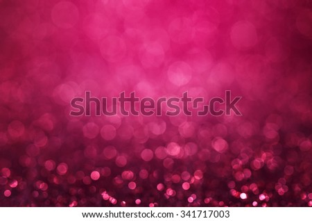 Sparkling purple bokeh background - stock photo
