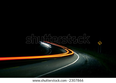 Speed - stock photo