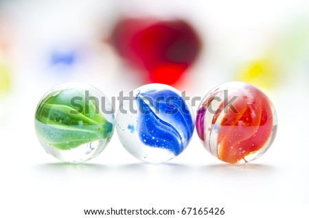Spheres - stock photo