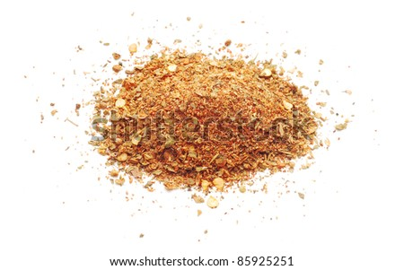 spices mix - stock photo