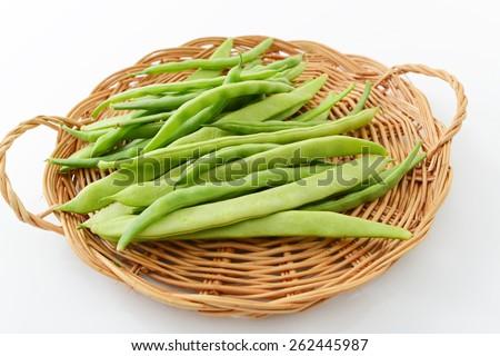 split pea - stock photo
