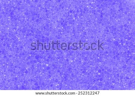 Sponge background -textured, blur - stock photo