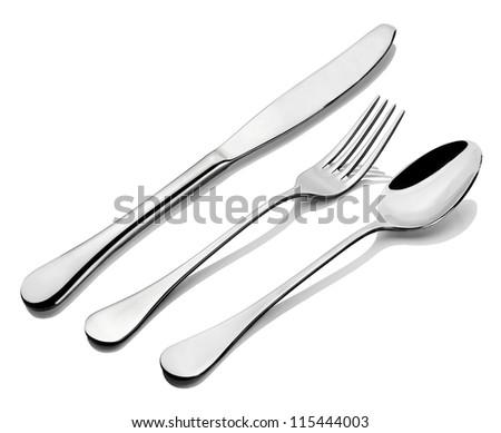 spoon - stock photo