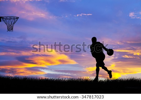 sport outside - stock photo