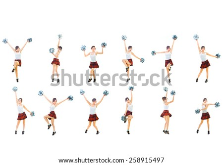 Sporty Concept Together we'll Win  - stock photo