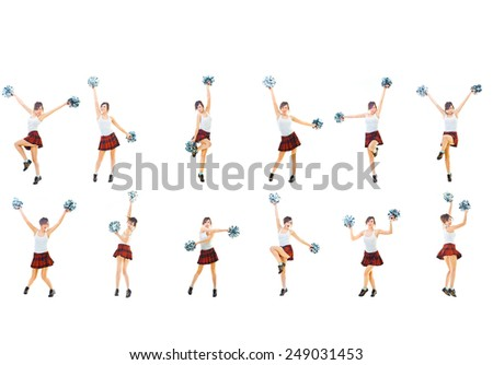 Sporty Concept United we Act  - stock photo