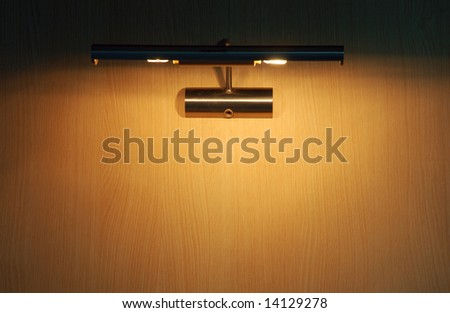 spot light - stock photo