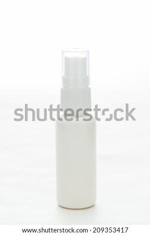 Spray Bottle - stock photo