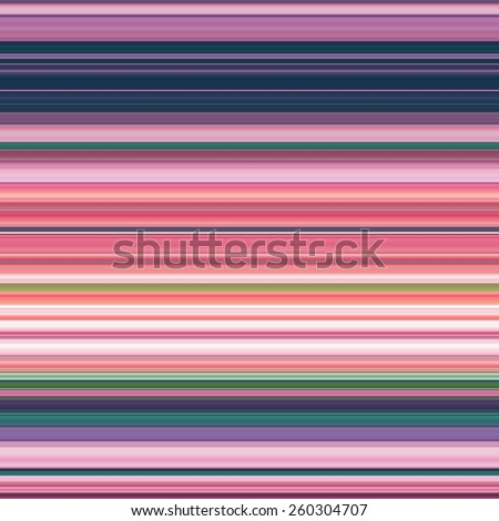 Spring Colors in Digital Strips by One Pixel. White, Pink, Green, Violet. Seamless Abstract Background pattern. illustration.  - stock photo