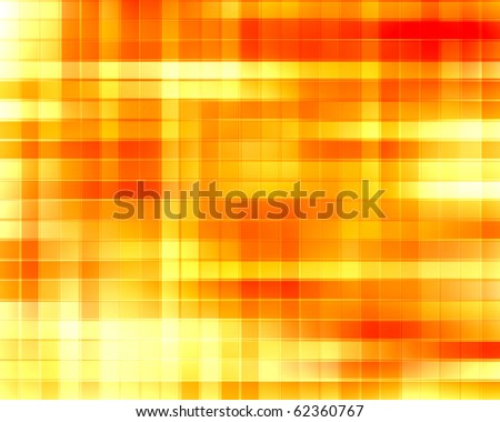square background abstract of techno style - stock photo