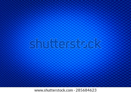 Square blue striped blurred background, Abstract. - stock photo