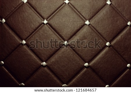 Square pattern decoration paper - stock photo