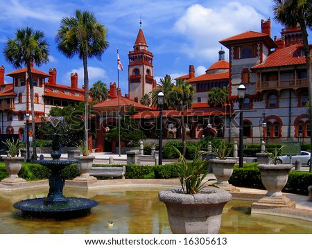 St. Augustine, Florida, US - stock photo