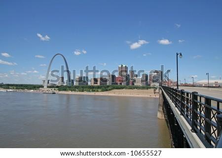 St Louis - stock photo