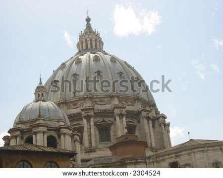 St Peters - stock photo