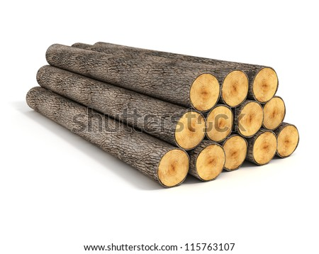 Log-pile Stock Photos, Images, & Pictures | Shutterstock