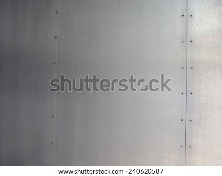 stainles steal texture  - stock photo
