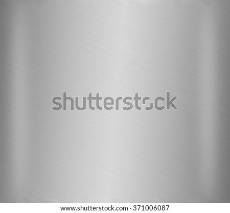 Stainless steel or background - stock photo