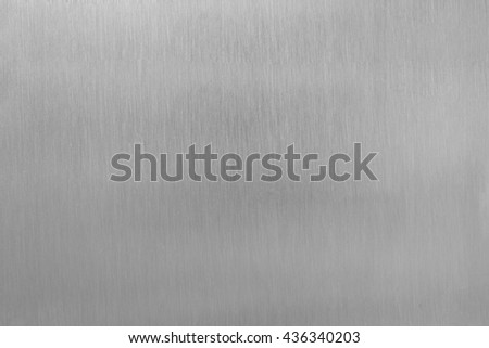 Stainless steel sheet and grain texture for background  - stock photo