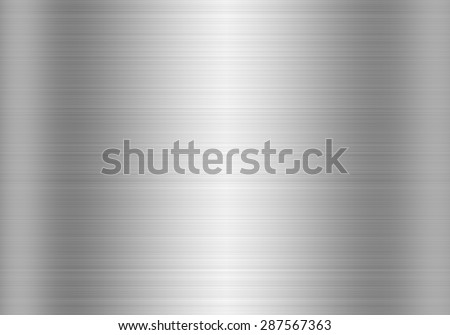Stainless steel texture or metal texture background - stock photo