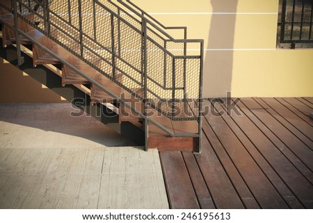 stair - stock photo