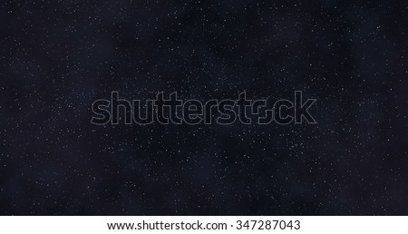 Star Background, Wide - stock photo