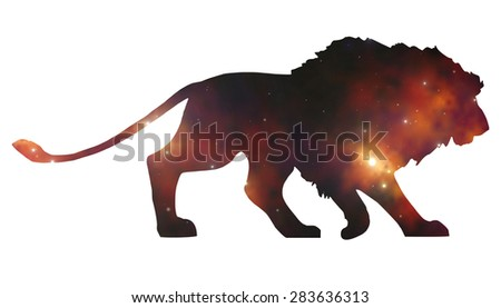 Starlion - stock photo