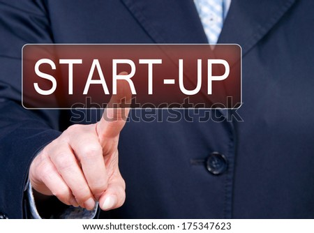 Start-up - stock photo