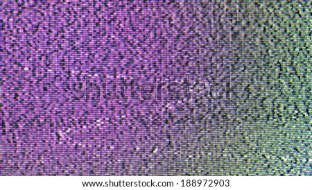 Static from analog television tv screen background  - stock photo
