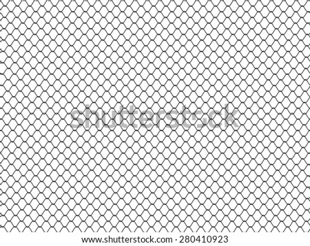 Steel Wire Mesh Background - stock photo
