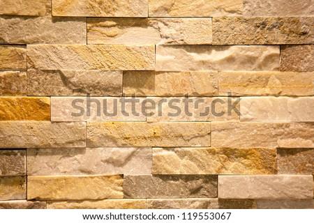 Steinwand - stock photo