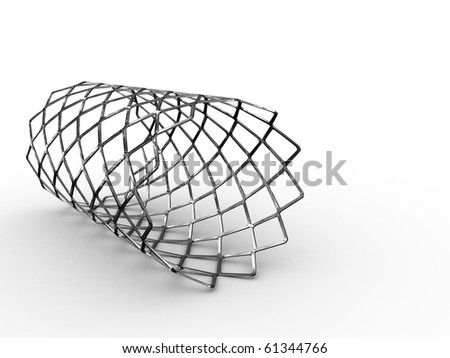 Stent - stock photo