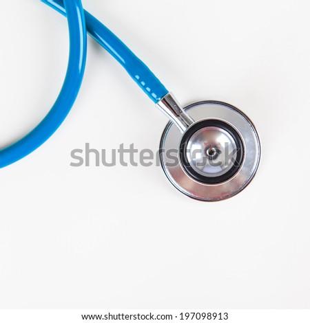 Stethoscop  - stock photo