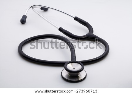 stethoscope  - stock photo