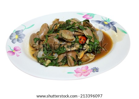 clams and broccoli linguine with clams and fennel sour cherry clams ...