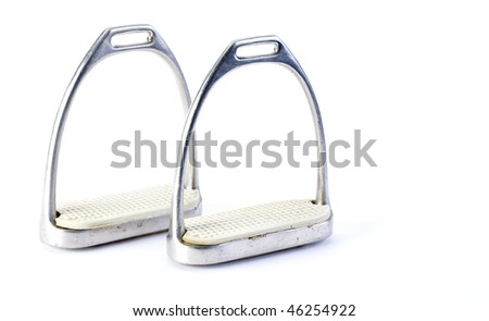 stirrup - stock photo
